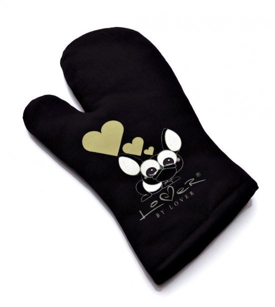 Rukavice Lover Black